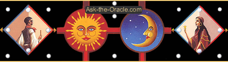 Yes No Oracle Gypsy Lenormand, answer to your question